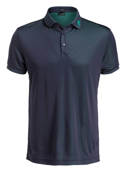 J.LINDEBERG Poloshirt LUX Regular Fit, Farbe: NAVY (Bild 1)