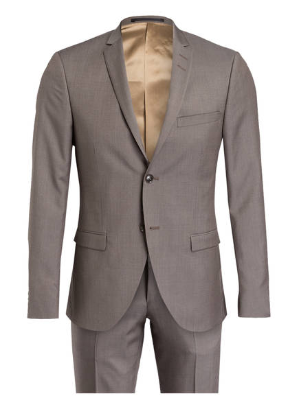 TIGER of Sweden Anzug Slim Fit, Farbe: 14P TAUPE (Bild 1)