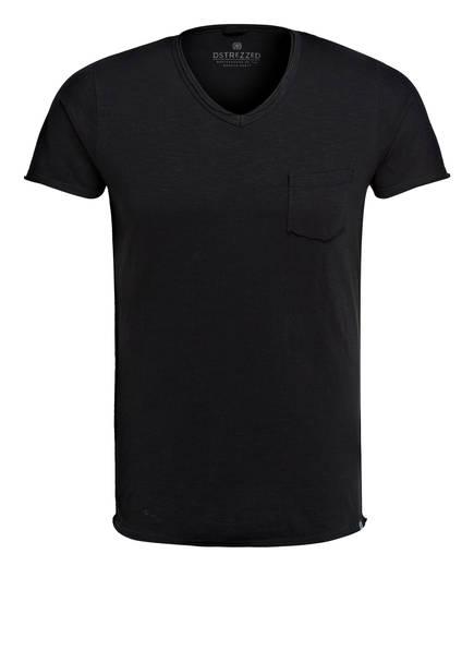 DSTREZZED T-Shirt, Farbe: SCHWARZ (Bild 1)