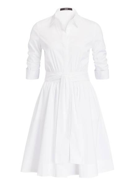 STEFFEN SCHRAUT Blusenkleid mit 3/4-Arm, Farbe: WEISS (Bild 1)