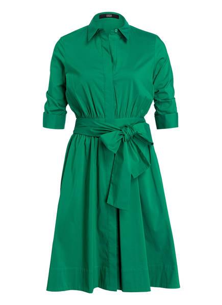 STEFFEN SCHRAUT Blusenkleid mit 3/4-Arm, Farbe: GRÜN (Bild 1)