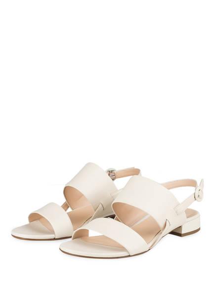 Högl Sandalen, Farbe: CREME (Bild 1)