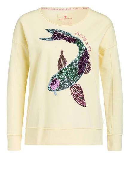 LIEBLINGSSTÜCK Sweatshirt , Farbe: GELB (Bild 1)