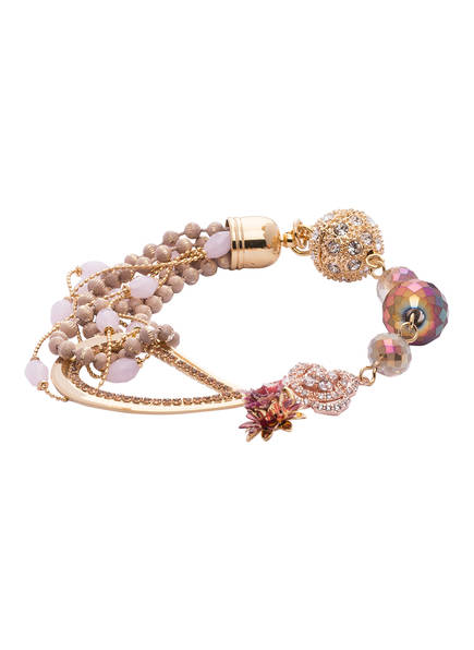 ETRO Armband, Farbe: GOLD/ HELLROSA (Bild 1)