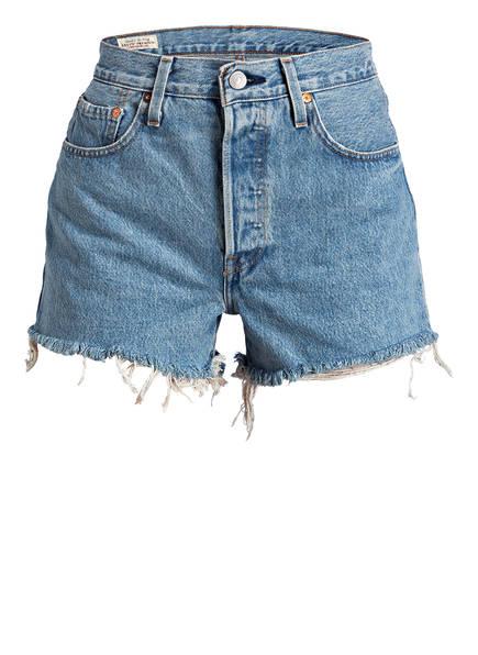 Levi's® Jeans-Shorts 501, Farbe: MED INDIGO (Bild 1)