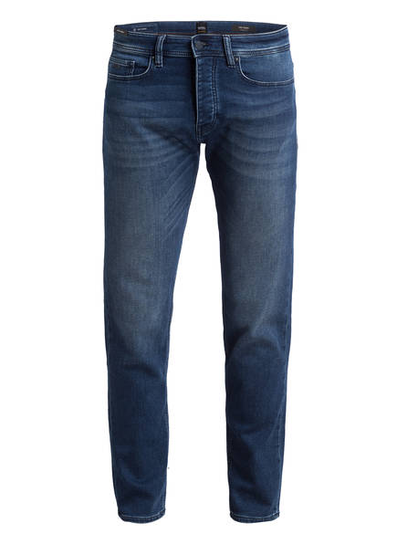 BOSS Jeans TABER Tapered Fit , Farbe: 411 NAVY (Bild 1)