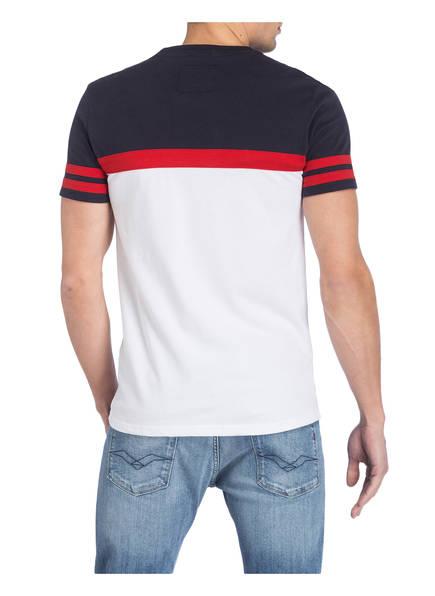 shirt Weiss Superdry T Navy T shirt Navy Weiss Superdry T Superdry IY8wgnBq