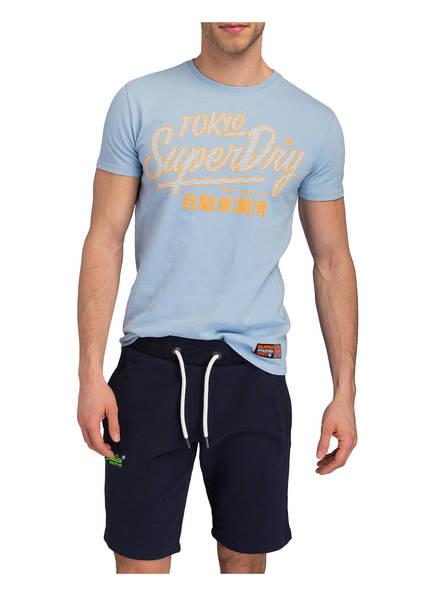 T Superdry Hellblau Superdry T Hellblau shirt Superdry shirt vqOXv