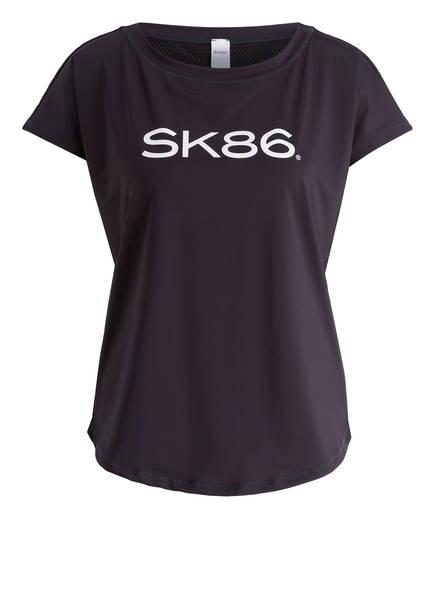 Skiny T-Shirt SK86, Farbe: SCHWARZ (Bild 1)