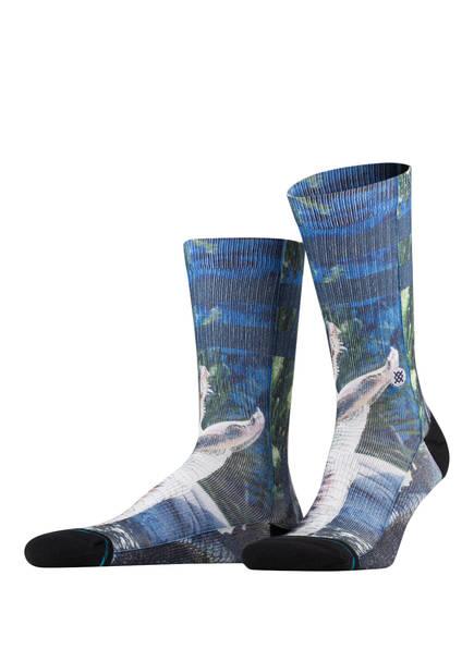 STANCE Socken ALBERTA, Farbe: BLAU (Bild 1)