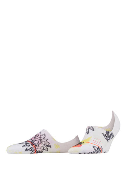 STANCE Sneakersocken SONIC, Farbe: WEISS/ GELB (Bild 1)