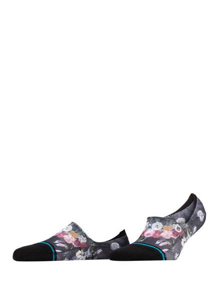 STANCE Sneakersocken MARIE, Farbe: SCHWARZ/ GRAU/ ROSA (Bild 1)