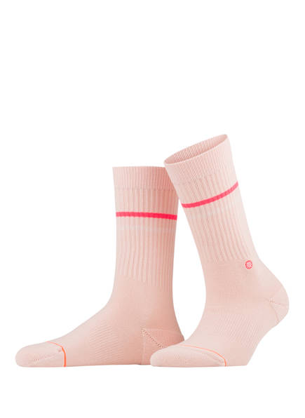 STANCE Socken RADIANCE, Farbe: ROSA (Bild 1)