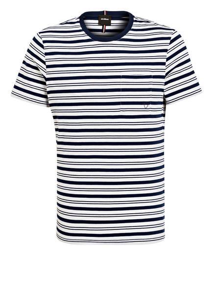 strellson T-Shirt FLINT, Farbe: NAVI/WEISS  (Bild 1)
