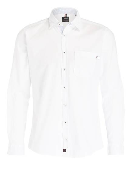 strellson Hemd CARVER Slim Fit , Farbe: WEISS (Bild 1)