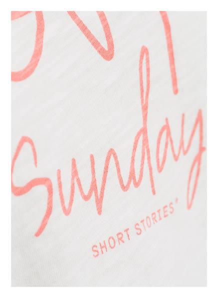 Schlafshirt Short Stories Stories Short Weiss Schlafshirt Weiss Stories Short Schlafshirt w4TFtqP