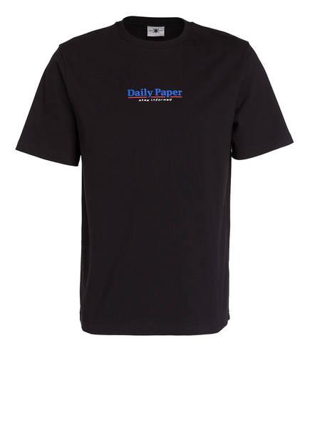 DAILY PAPER T-Shirt , Farbe: SCHWARZ (Bild 1)