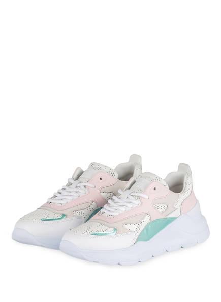 D.A.T.E. Sneaker FUGA POP, Farbe: CREME/ HELLROSA/ MINT (Bild 1)