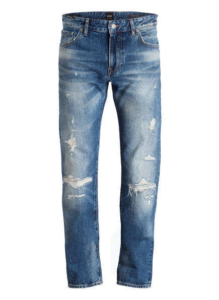 BOSS Jeans Regular Fit, Farbe: 429 MEDIUM BLUE (Bild 1)