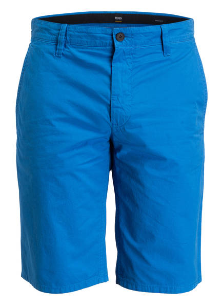 BOSS Chino-Shorts SCHINO Regular Fit, Farbe: BLAU (Bild 1)