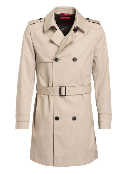 HUGO Trenchcoat MARDEN, Farbe: BEIGE (Bild 1)
