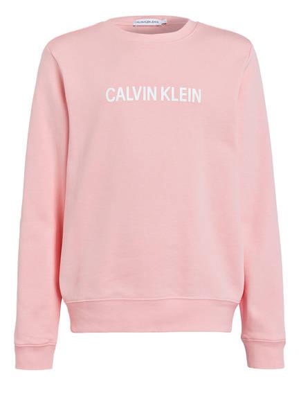 Calvin Klein Sweatshirt, Farbe: ROSA (Bild 1)