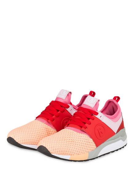 Lachs Bogner Sneaker Rot Atlanta Rosa tdtqrUO