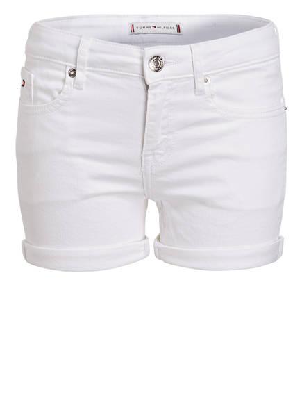 TOMMY HILFIGER Jeans-Shorts NORA , Farbe: 123 WHITE (Bild 1)