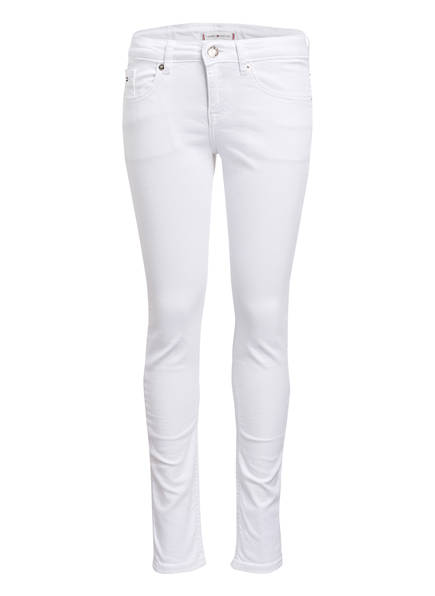 TOMMY HILFIGER Skinny-Jeans, Farbe: WEISS (Bild 1)