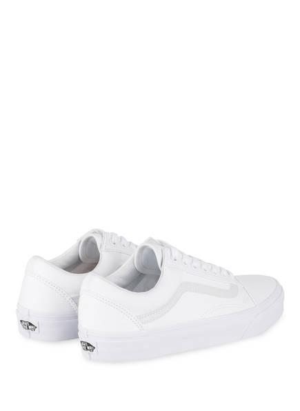 Weiss Sneaker Weiss Vans Vans Old Sneaker Vans Vans Old Sneaker Skool Weiss Skool Old Sneaker Skool TU4nSpT