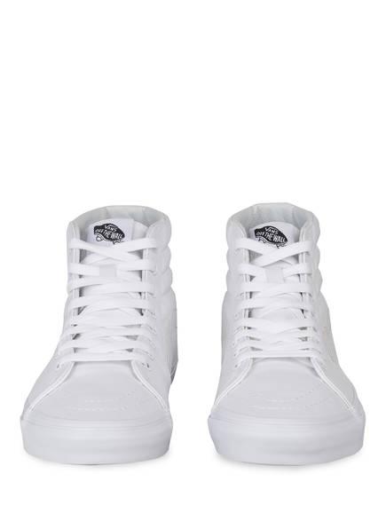 Weiss hi Sk8 Hightop sneaker Vans qnZXtIX