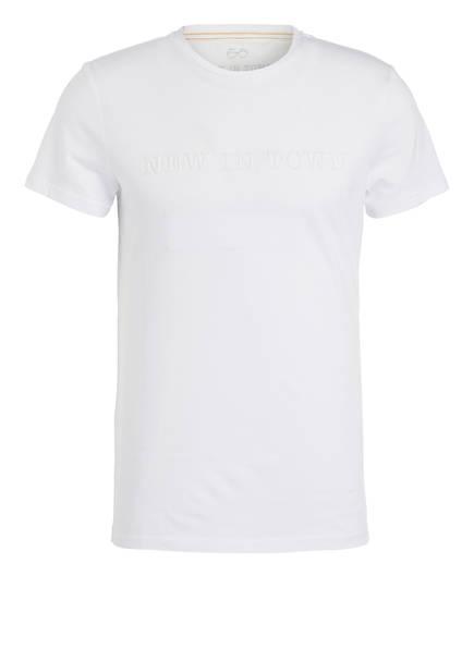 NEW IN TOWN T-Shirt, Farbe: WEISS (Bild 1)