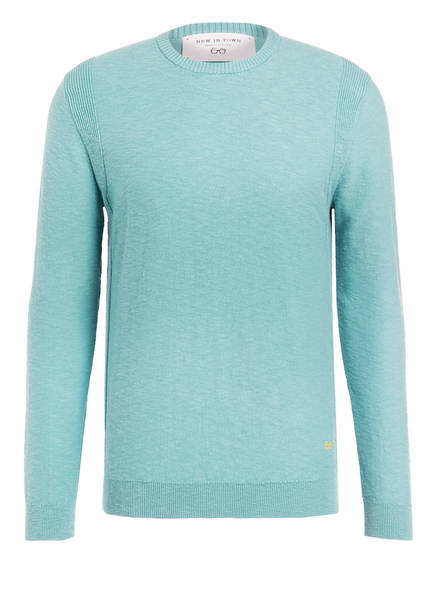 NEW IN TOWN Pullover, Farbe: MINT (Bild 1)