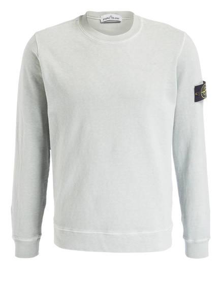 STONE ISLAND Sweatshirt, Farbe: HELLGRAU (Bild 1)