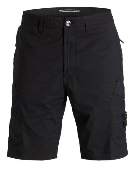 STONE ISLAND Cargo-Shorts, Farbe: SCHWARZ (Bild 1)