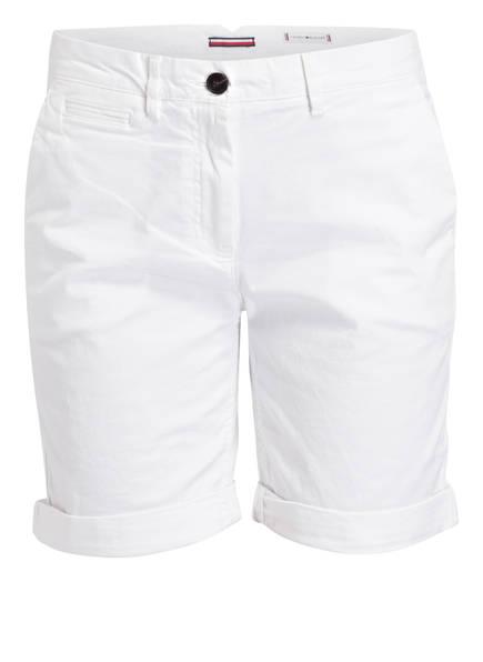 TOMMY HILFIGER Shorts, Farbe: WEISS (Bild 1)