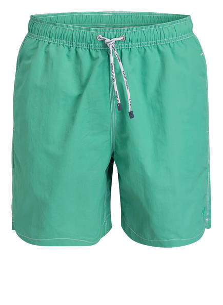 HACKETT LONDON Badeshorts, Farbe: MINT (Bild 1)
