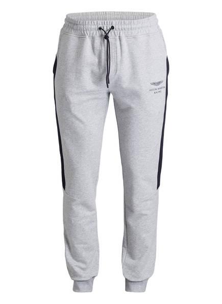 HACKETT LONDON Sweatpants, Farbe: GRAU MELIERT (Bild 1)