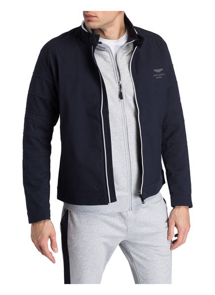 Dunkelblau London Hackett jacke Softshell Hackett London Softshell Y5wnpqa