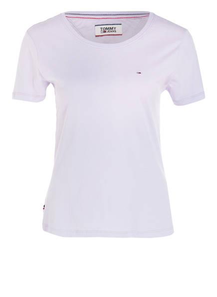 TOMMY JEANS T-Shirt, Farbe: HELLLILA (Bild 1)