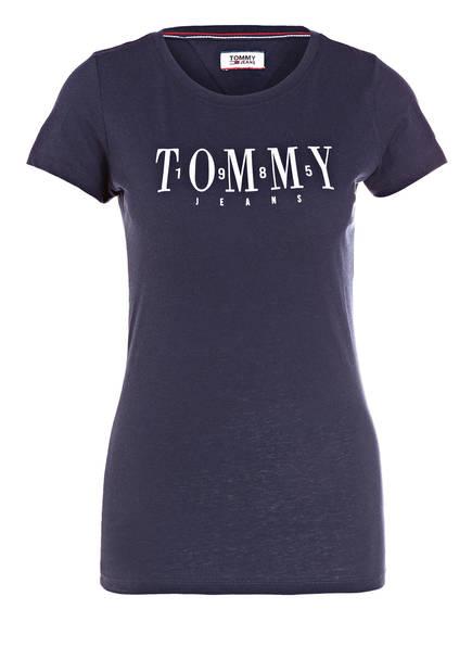 TOMMY JEANS T-Shirt, Farbe: DUNKELBLAU (Bild 1)