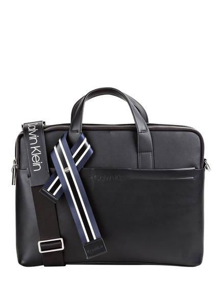 Calvin Klein Laptop-Tasche , Farbe: SCHWARZ (Bild 1)