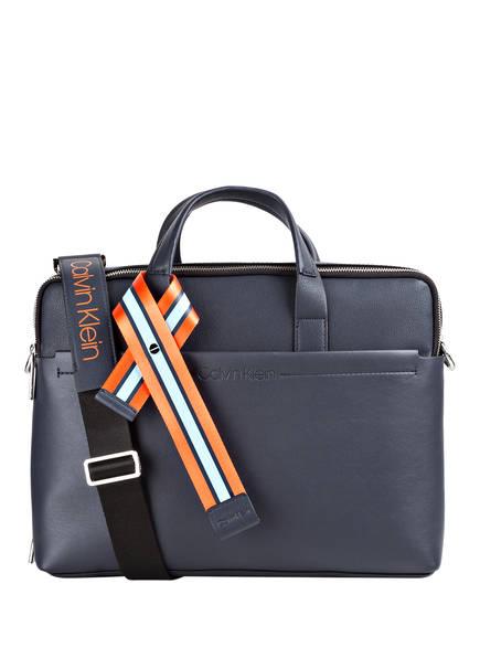 Calvin Klein Laptop-Tasche , Farbe: NAVY (Bild 1)