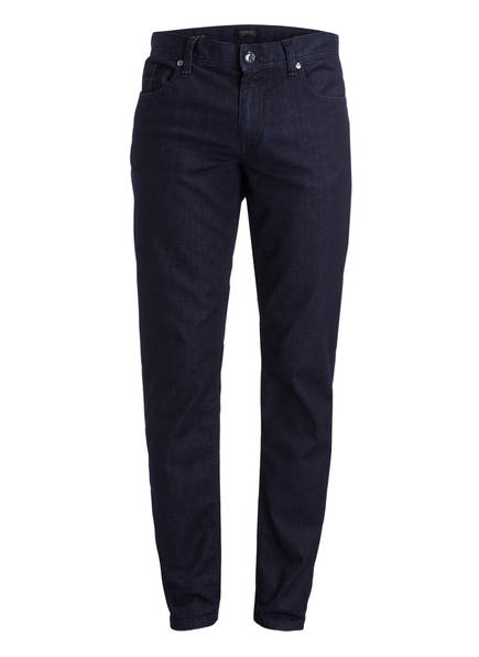 ALBERTO Jeans PIPE Regular Slim Fit, Farbe: DUNKELBLAU (Bild 1)