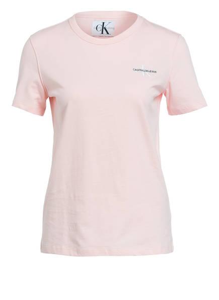 Calvin Klein Jeans T-Shirt, Farbe: ROSA (Bild 1)