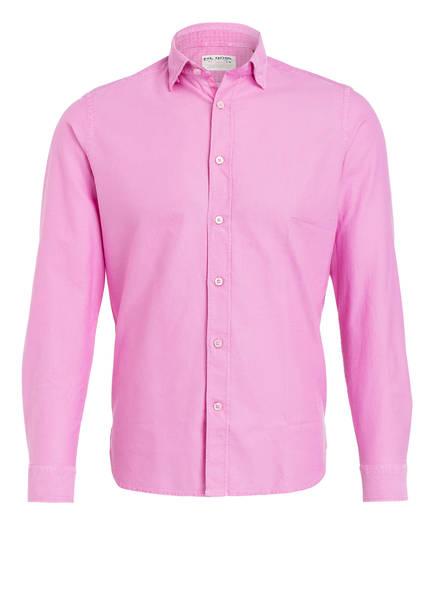 FIL NOIR Hemd BERGAMO Shaped Fit, Farbe: PINK (Bild 1)
