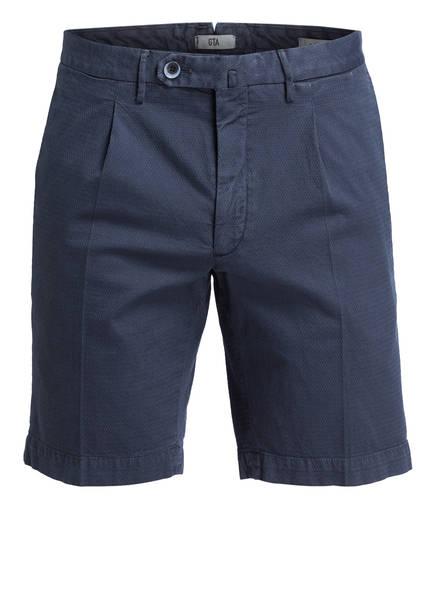 G.T.A Chino-Shorts Slim Fit, Farbe: DUNKELBLAU (Bild 1)