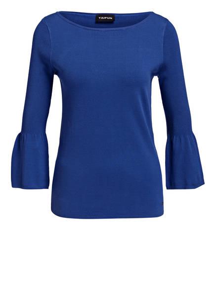 TAIFUN Pullover, Farbe: BLAU (Bild 1)