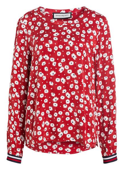 ROQA Blusenshirt , Farbe: ROT/ WEISS (Bild 1)