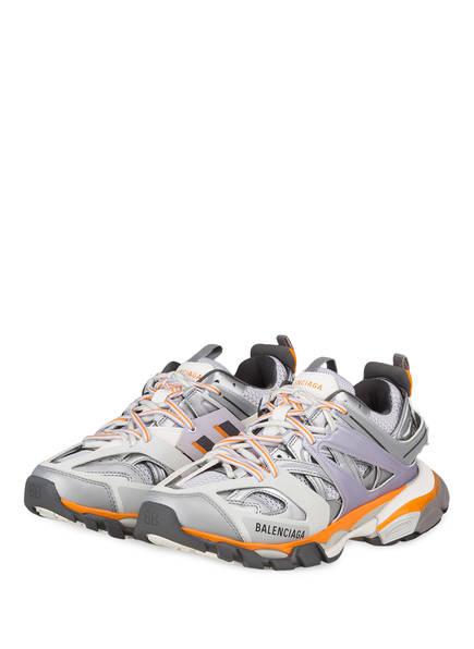 BALENCIAGA Sneaker TRACK , Farbe: SILBER/ GRAU/ HELLLILA (Bild 1)
